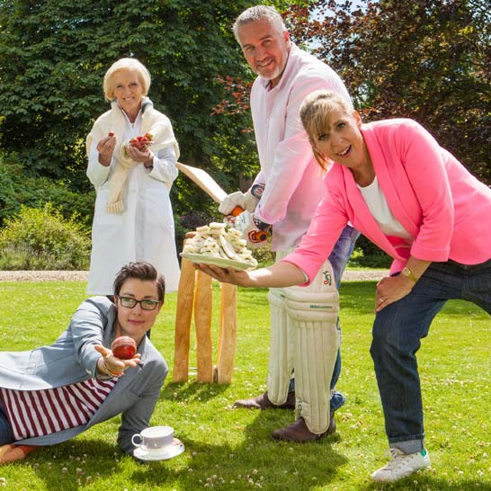 Why The Great British Baking Show is so delicious
