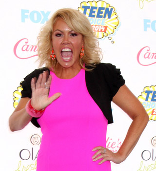 Mary Murphy SYTYCD judge