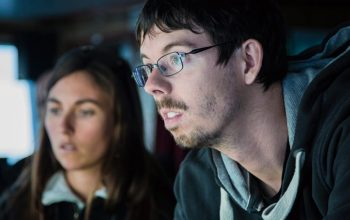 Peter Hammarstedt on Whale Wars season 7