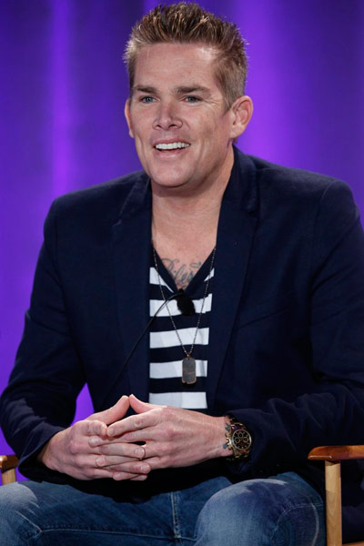 Mark McGrath, Celebrity Apprentice and Sharknado cast member