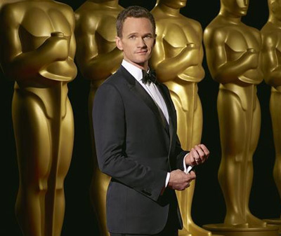 Celebrity Survivor Neil Patrick Harris Oscars host