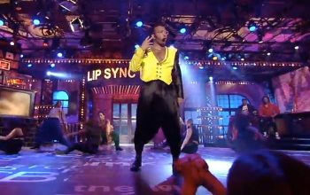A preview of the Lip Sync Battle show