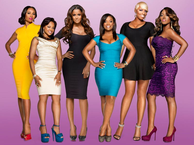 True Entertainment's The Real Housewives of Atlanta season seven cast