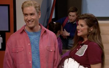 Saved by the Bell's Tonight Show reunion