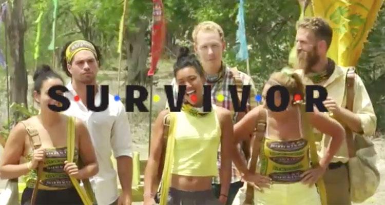 Survivor cast videos meet the Friends theme song