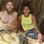 Survivor Worlds Apart cast members Max Dawson and So Kim