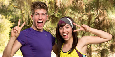 Amazing Race's Joey Graceffa and Meghan Camarena