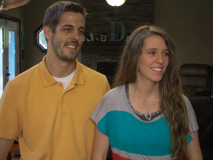 Derrick and Jill Dillard, Duggars on TLC's 19 Kids and Counting