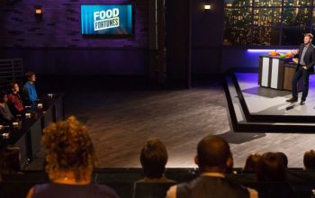 Food Fortunes Food Network's Shark Tank knock-off