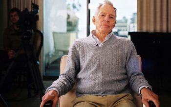 Robert Durst in HBO's The Jinx: Life and Deaths of Robert Durst