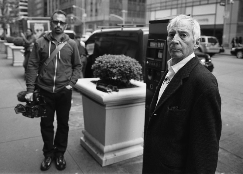 The Jinx Andrew Jarecki and Robert Durst