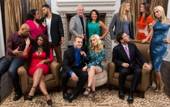 The cast of Marriage Boot Camp Reality Stars, season two.