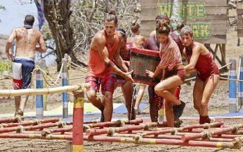 Survivor Worlds Apart episode 3 immunity challenge No Collar Tribe