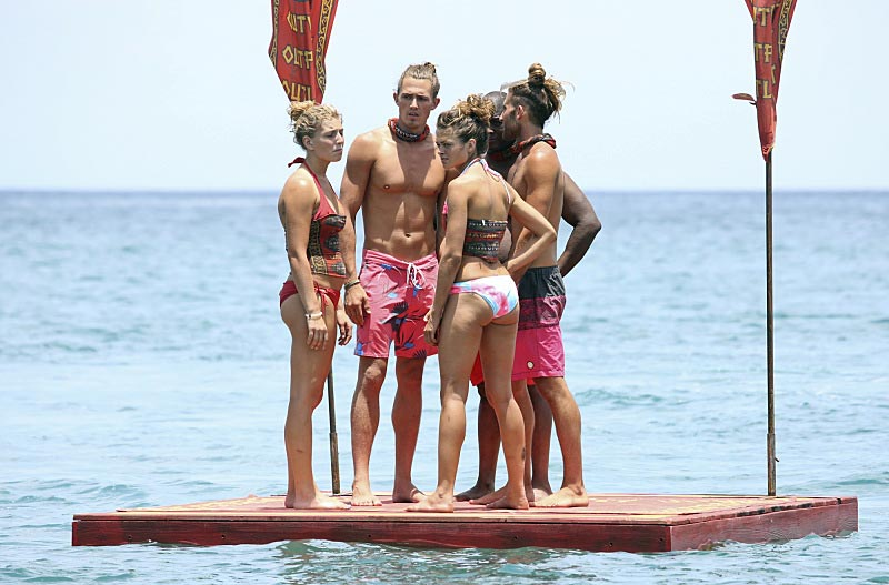 Survivor Worlds Apart No Collar tribe