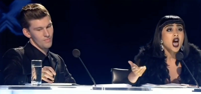 X Factor judges fired for incredibly awful comments