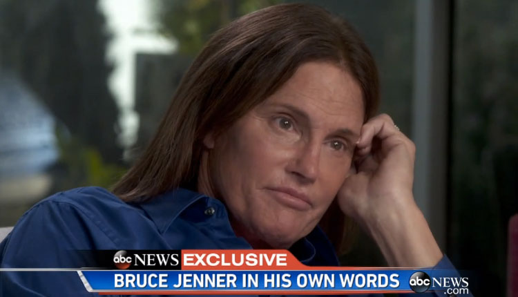 Bruce Jenner interview ABC News