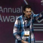 RHAP Podcast Awards win Rob Cesternino
