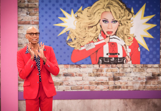 RuPaul's Drag Race Conjoined Queens