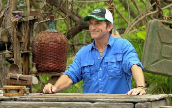 Survivor Worlds Apart Jeff Probst auction