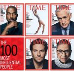 Time 100 Most Influential People covers