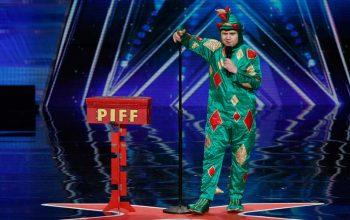 America's Got Talent Piff the Magic Dragon