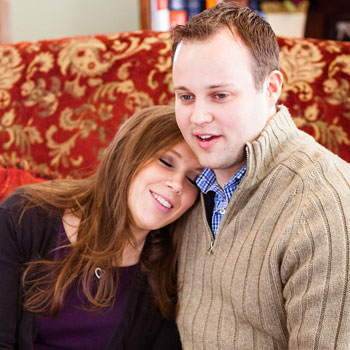 Josh and Anna Duggar