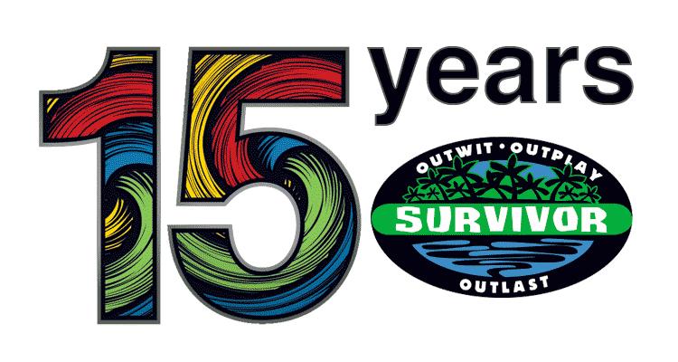 Survivor 15th anniversary