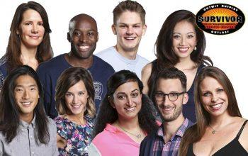 Survivor Second Chance cast voting options