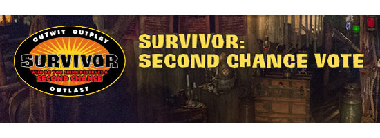 Survivor Second Chance season 31 cast vote