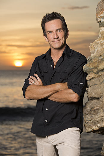 Survivor Second Chances host Jeff Probst | realityblurred.com