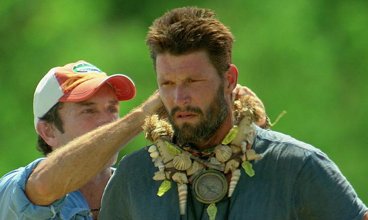 Survivor Worlds Apart winner Mike Holloway