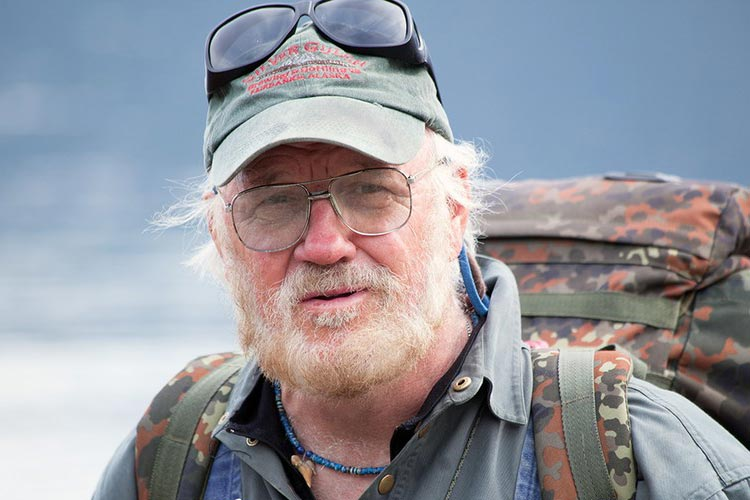 Utlimate Survival Alaska star Jimmy Gaydos, who died