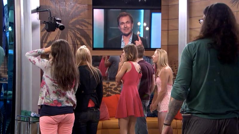 BB17 Phil Keoghan BB Takeover