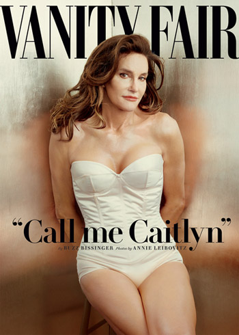 Caitlyn Jenner Vanity Fair I Am Cait E!