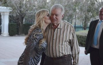 David and Jackie Siegel on Celebrity Wife Swap