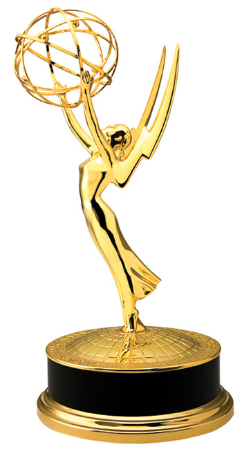 Emmy statue Television Academy