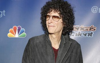 Howard Stern says he's leaving America's Got Talent