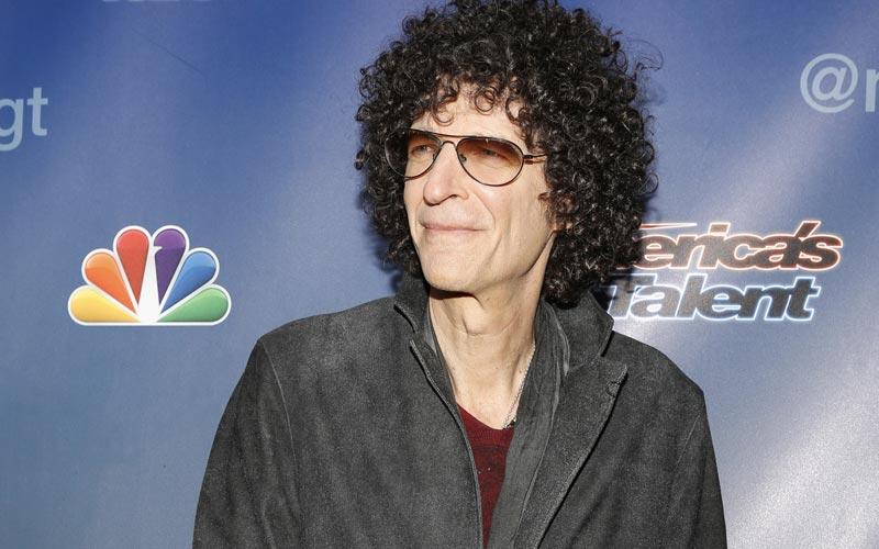 Howard Stern America's Got Talent judge