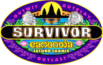 Survivor Cambodia Second Chance logo
