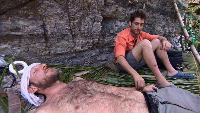 The Island Rick and Alton