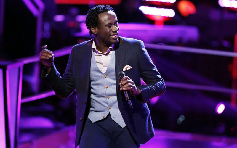 The Voice Anthony Riley
