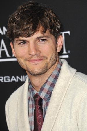 Ashton Kutcher Shark Tank