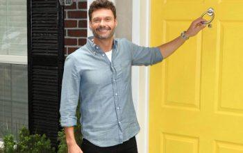 Knock Knock Live host Ryan Seacrest