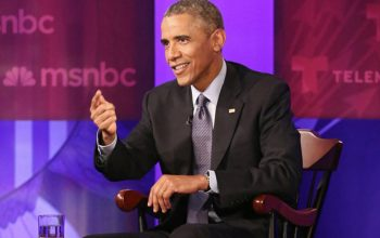 In Alaska, President Obama will film an episode of an NBC reality series