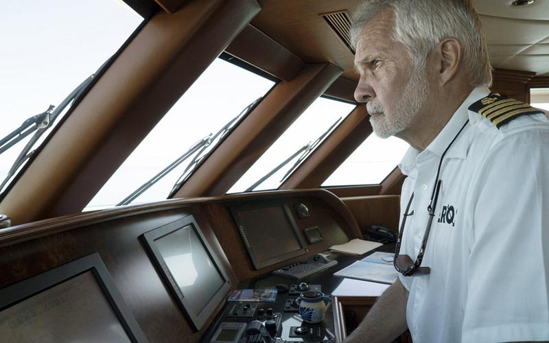 Below Deck Captain Lee Rosbach on how real Bravo's show is – reality