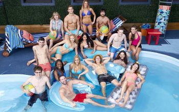 Big Brother 17 cast houseguests ages