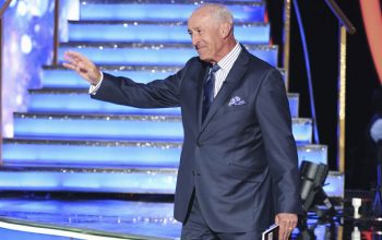 Dancing with the Stars Len Goodman leaving