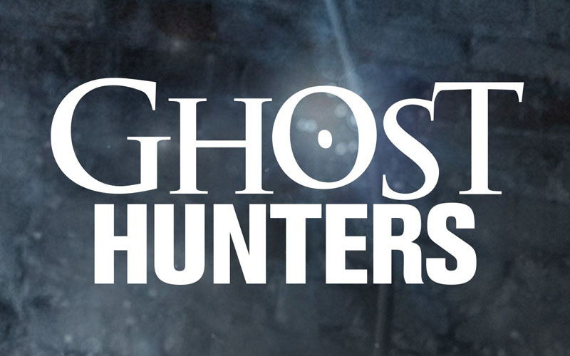 Ghost Hunters on Syfy