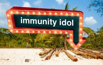 Survivor immunity idols, now with less hiding, more confusion