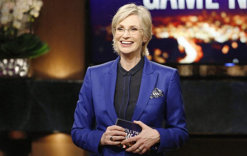 2015 reality TV host Emmy Jane Lynch Hollywood Game NIght